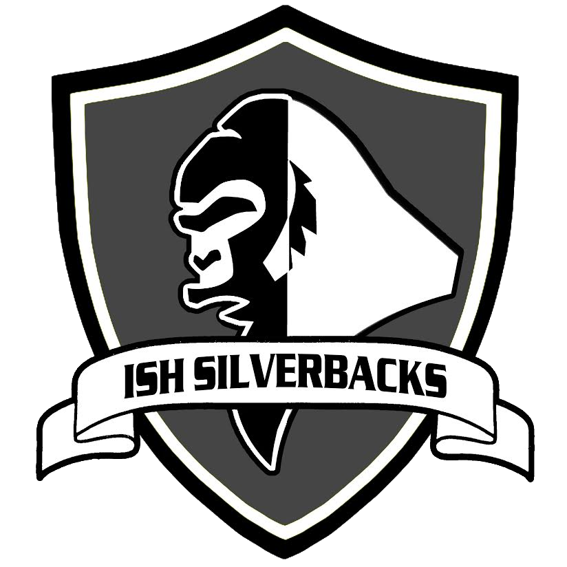 ISH silverbacks logo